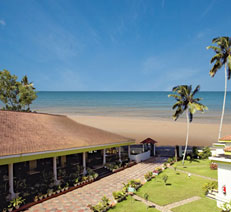 beach resorts in india